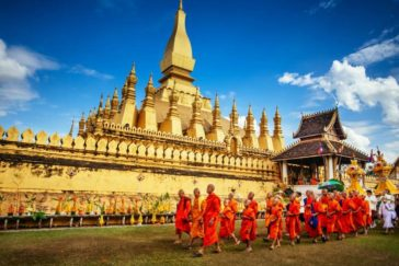 Vientiane City – Half day city tour