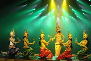 Siem Reap – Apsara Dancing & Art School