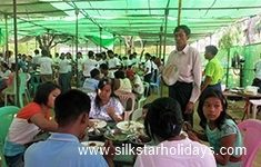 Local Festival in Mandalay by SilkStarHolidays.com